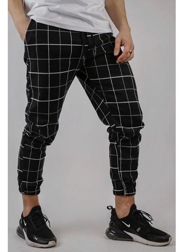 XHAN Füme Jooger Pantolon  Siyah